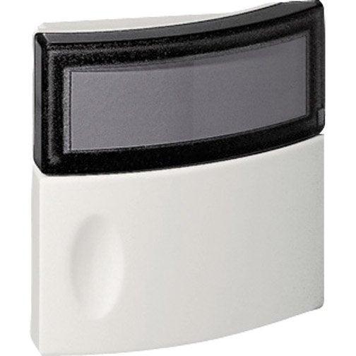 Bouton de sonnette filaire legrand 94247 blanc leroy merlin - Bouton poussoir pour sonnette ...