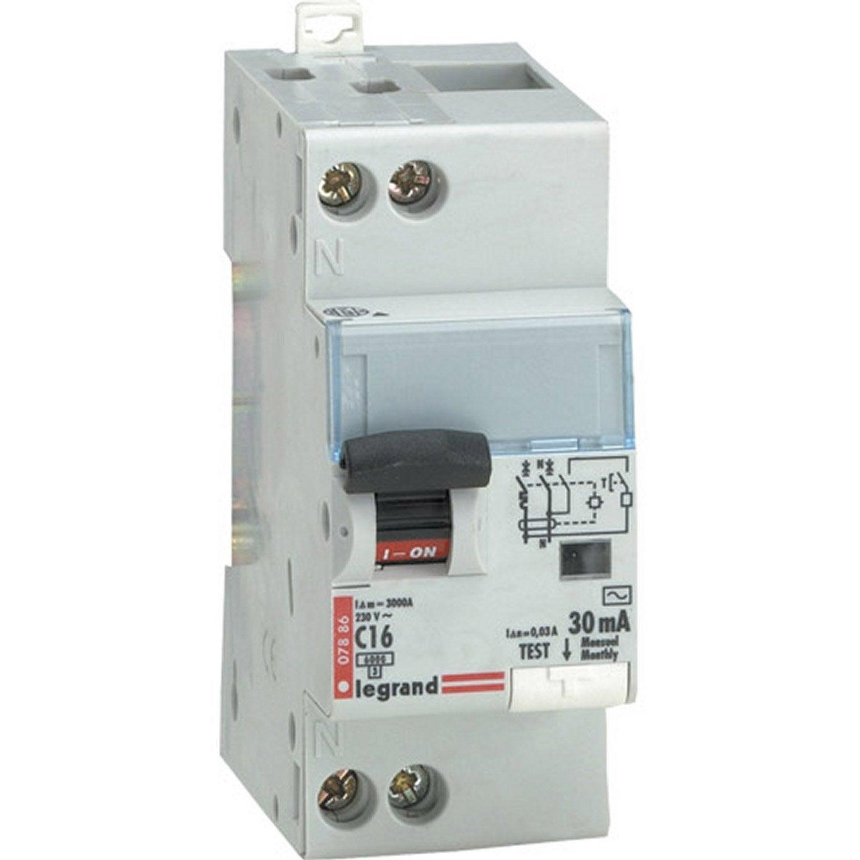 disjoncteur, coupe-circuit et interrupteur différentiel - triphase ... - Disjoncteur Differentiel Pour Salle De Bain