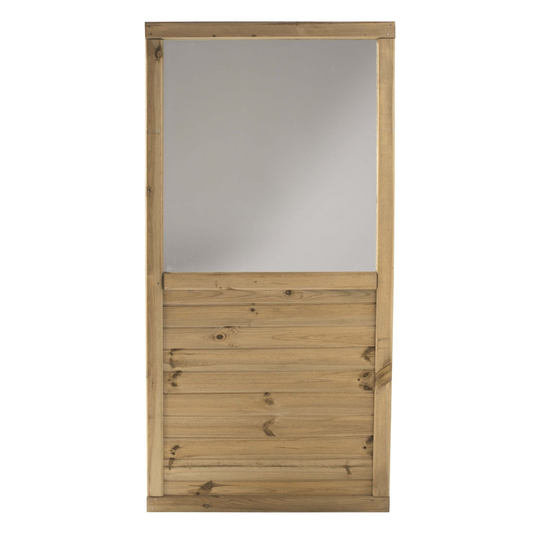 panneau droit transparent palmares 180x90 cm couleur naturel leroy merlin. Black Bedroom Furniture Sets. Home Design Ideas