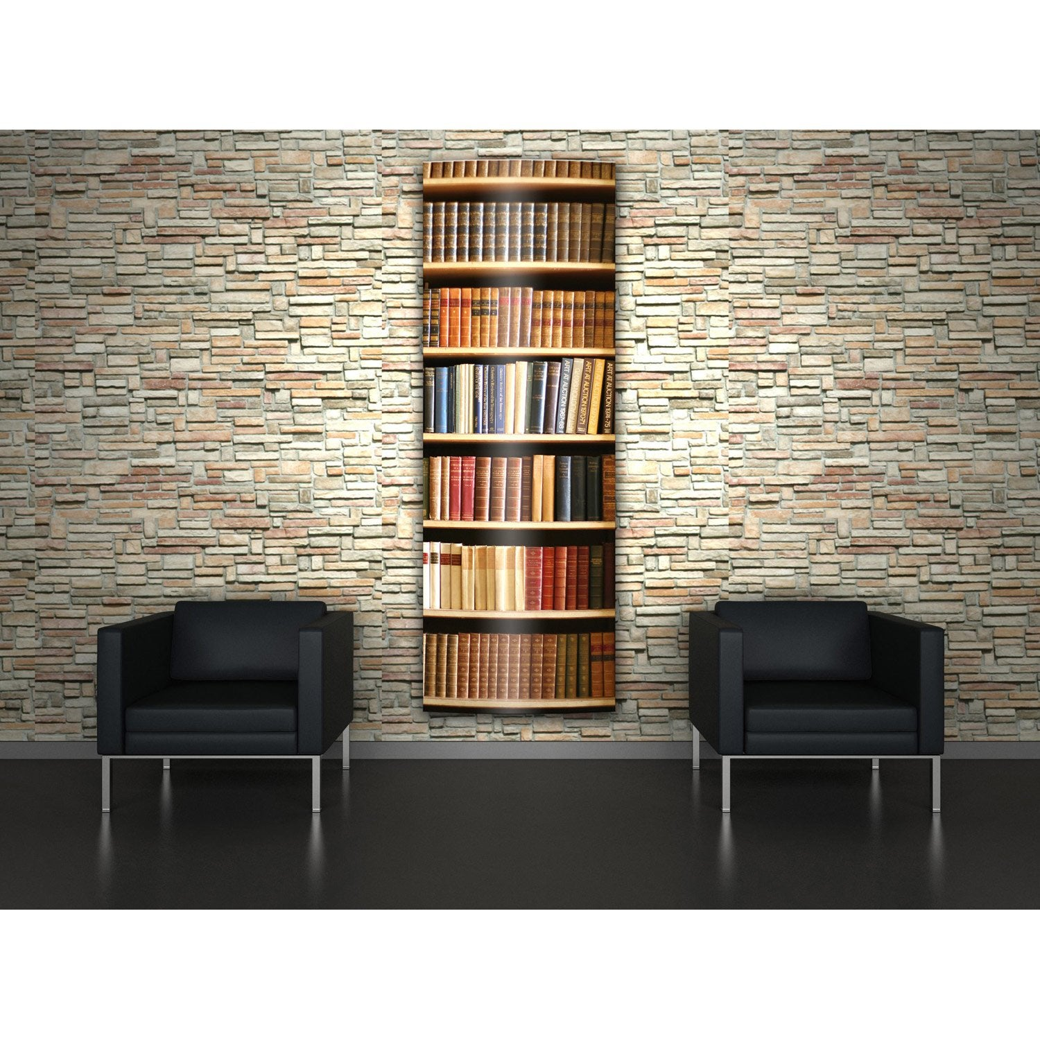 radiateur lectrique rayonnement arteo vertical biblioth que 1000w leroy merlin. Black Bedroom Furniture Sets. Home Design Ideas
