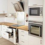 bien concevoir une cuisine pratique et fonctionnelle leroy merlin. Black Bedroom Furniture Sets. Home Design Ideas