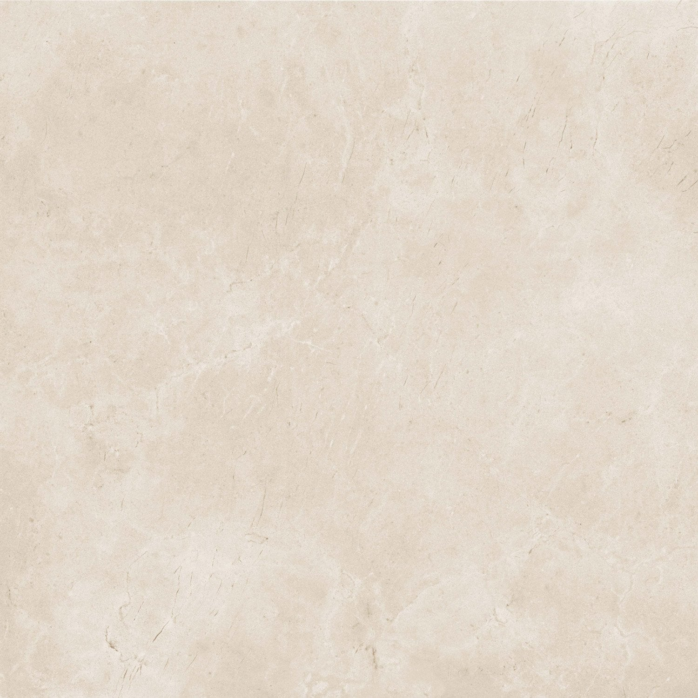 Carrelage sol et mur beige effet marbre antica x - Carrelage marbre leroy merlin ...