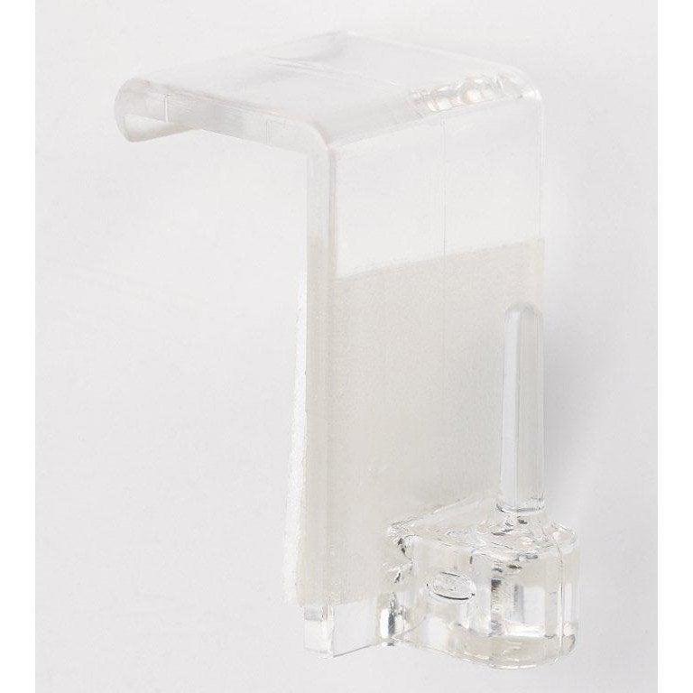 Crochet inspire pour barre de vitrage plastique transparent leroy merlin - Vitre plastique transparent leroy merlin ...