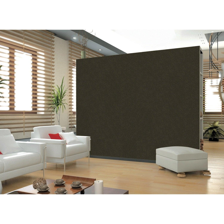 dalle de li ge murale taupe x cm leroy merlin. Black Bedroom Furniture Sets. Home Design Ideas