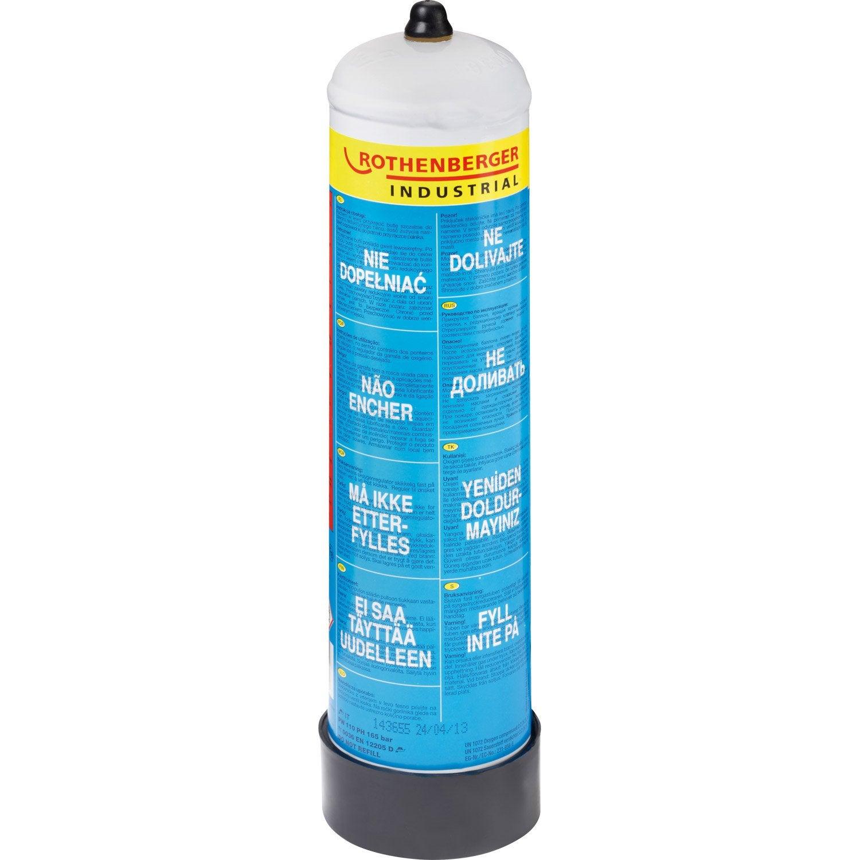 bouteille non rechargeable de gaz oxyg ne roxy 110l kg leroy merlin. Black Bedroom Furniture Sets. Home Design Ideas
