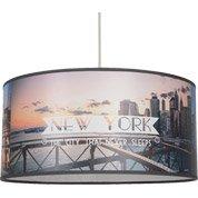 Suspension City Rockfeller pvc multicolore 1 x 100 W COREP