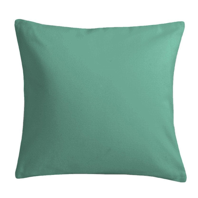 coussin duo bleu vert ficelle x cm leroy merlin. Black Bedroom Furniture Sets. Home Design Ideas