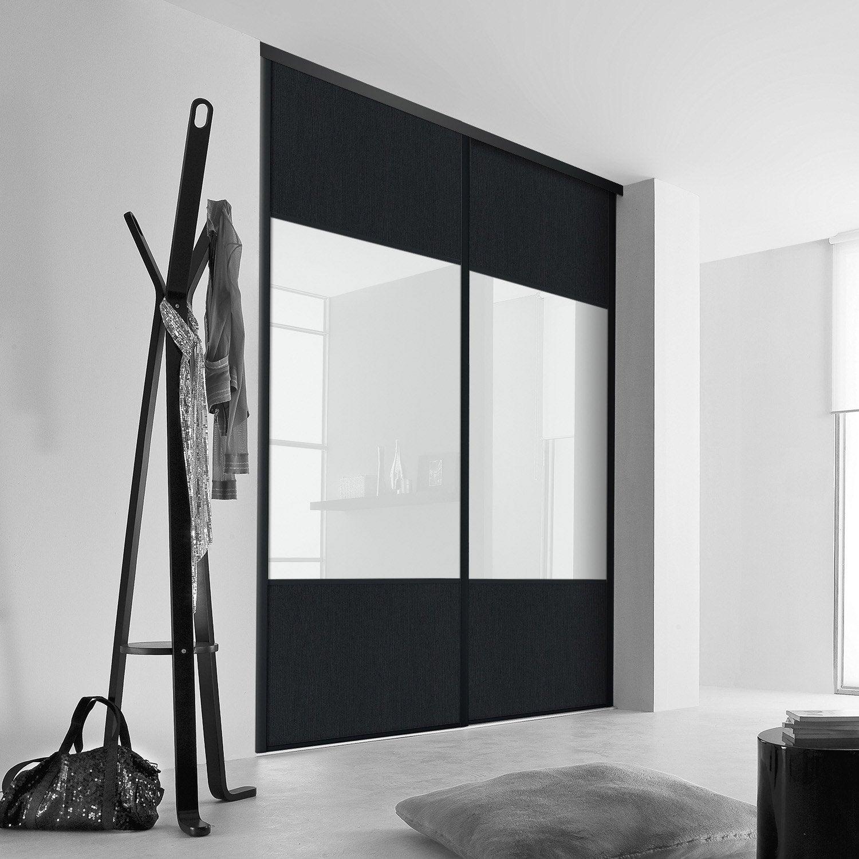 Porte Extensible Sur Mesure Interesting Extensible Pour Porte Patio - Porte placard coulissante avec fichet