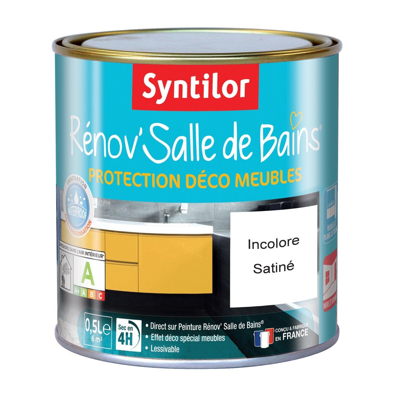 protecteur r nov 39 salle de bains syntilor incolore 0 5 l leroy merlin. Black Bedroom Furniture Sets. Home Design Ideas
