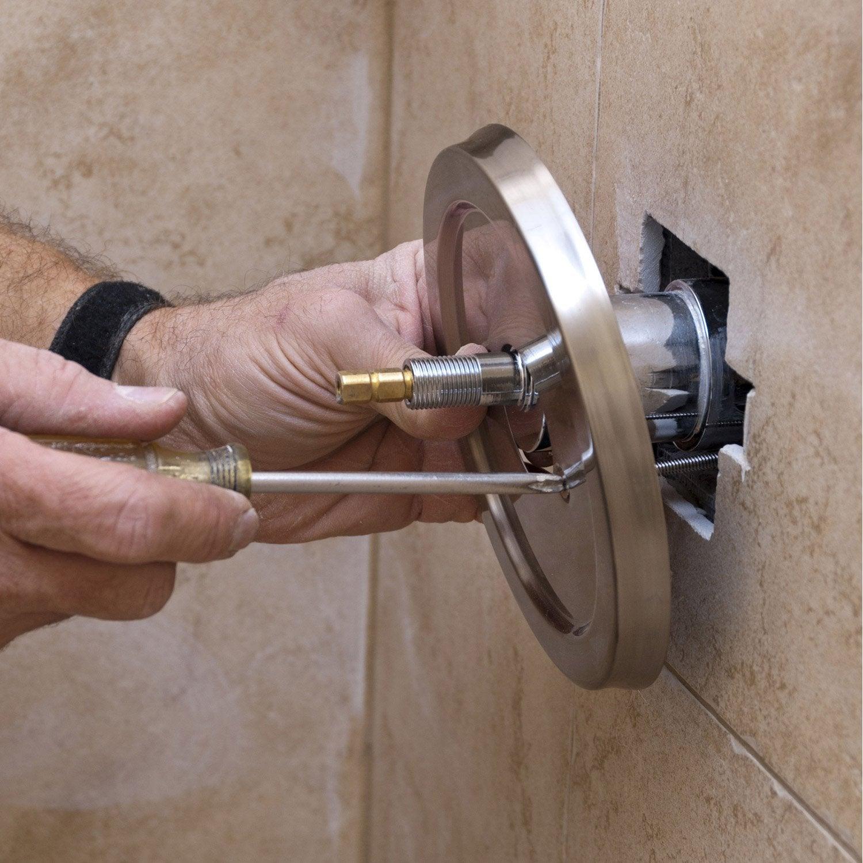 Comment poser une douche à litalienne ? Cours 12  Leroy