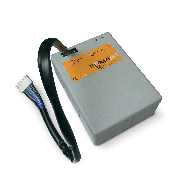 Batterie 24 v pour motorisation de portail mhouse by nice for Leroy merlin batterie auto
