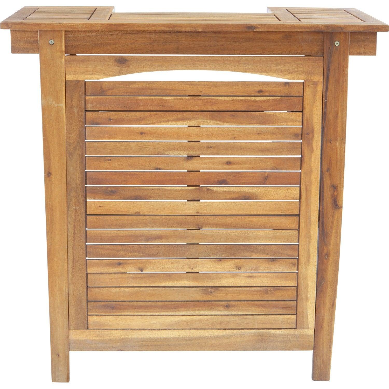 bar rectangulaire porto naterial leroy merlin. Black Bedroom Furniture Sets. Home Design Ideas