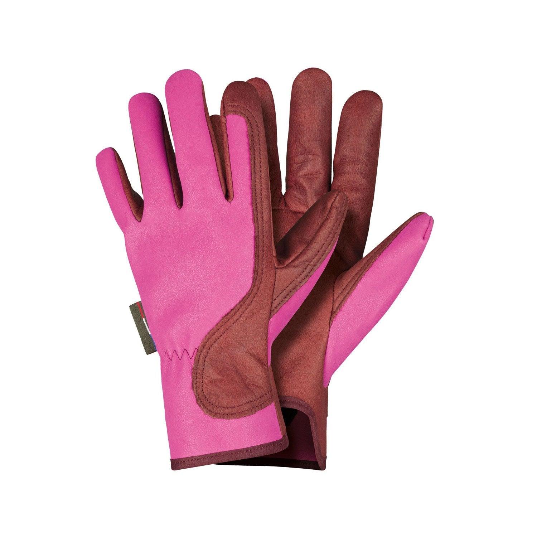 gants de plantation rostaing rose taille 8 m leroy merlin. Black Bedroom Furniture Sets. Home Design Ideas