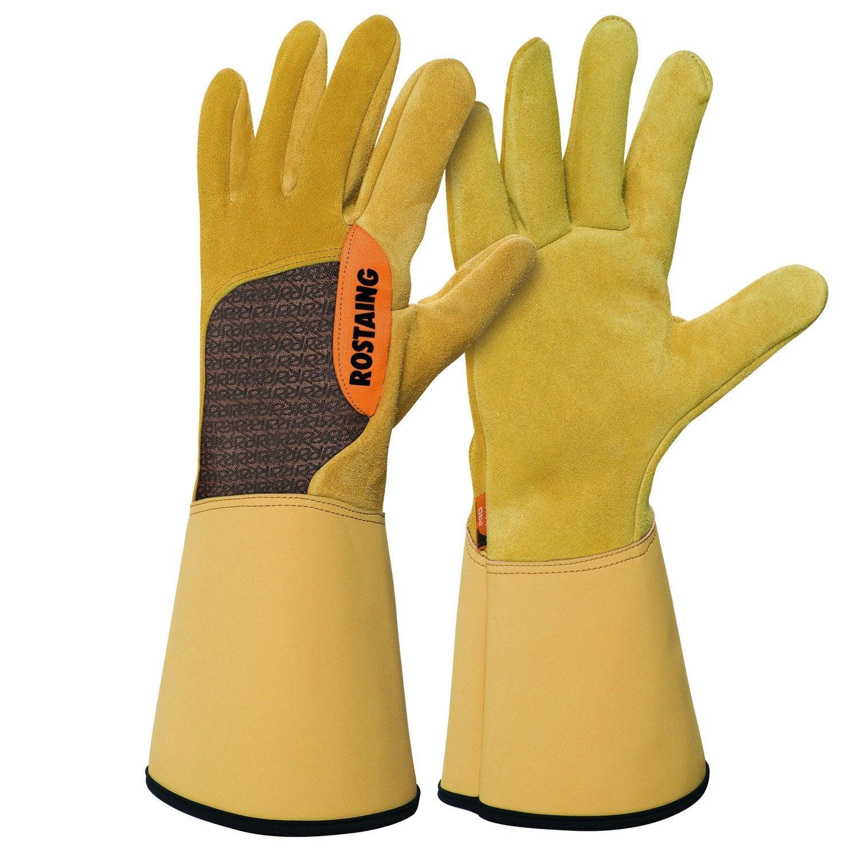 gants epine et ronce rostaing beige taille 8 m leroy. Black Bedroom Furniture Sets. Home Design Ideas