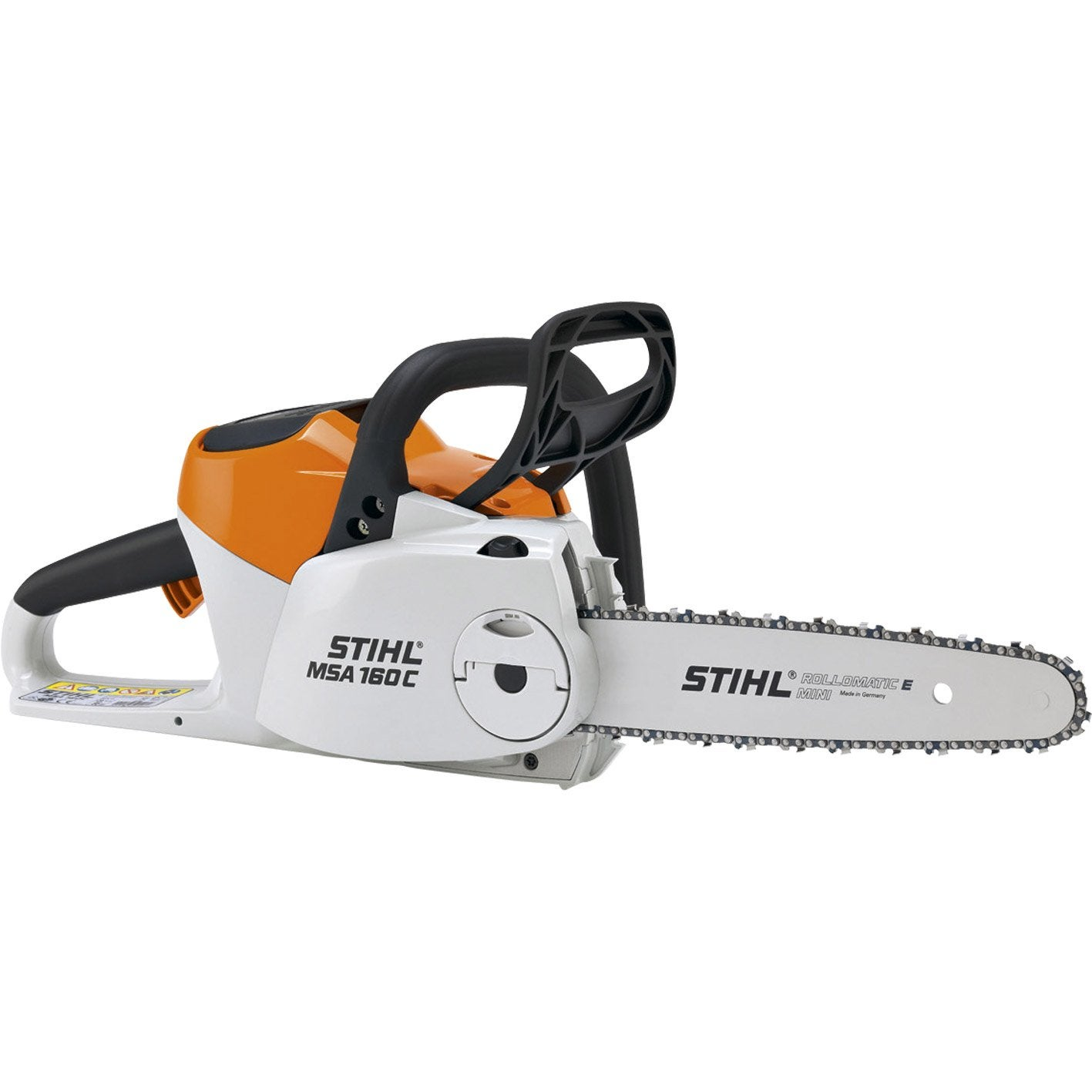 tron onneuse sur batterie stihl msa 160 c bq 36 v coupe de 30 cm leroy merlin. Black Bedroom Furniture Sets. Home Design Ideas
