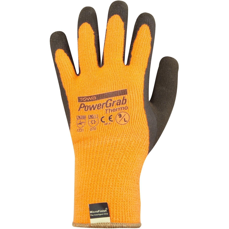 gants de travail confort hiver dexter t9 leroy merlin. Black Bedroom Furniture Sets. Home Design Ideas