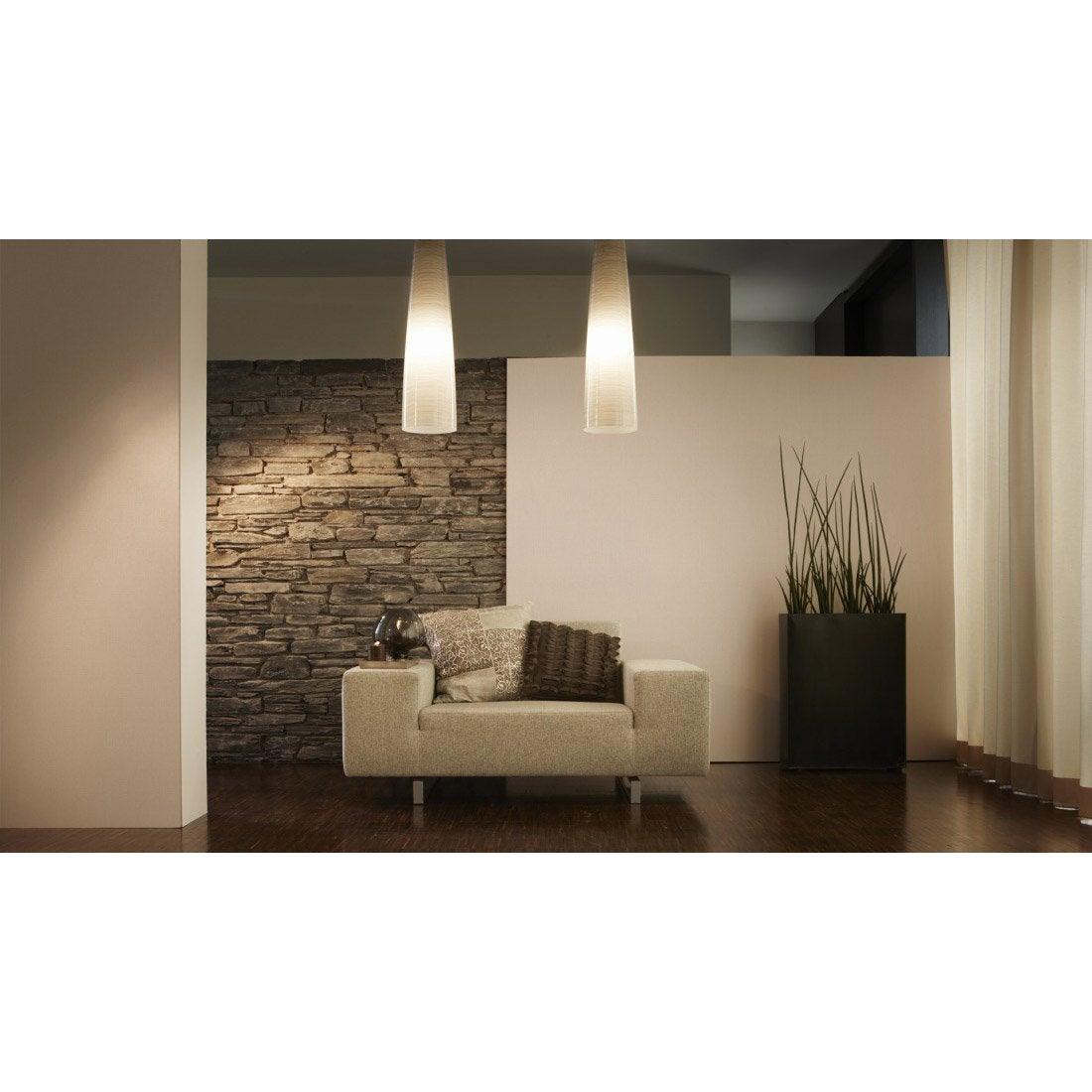 papier peint intiss baltic beige clair leroy merlin. Black Bedroom Furniture Sets. Home Design Ideas