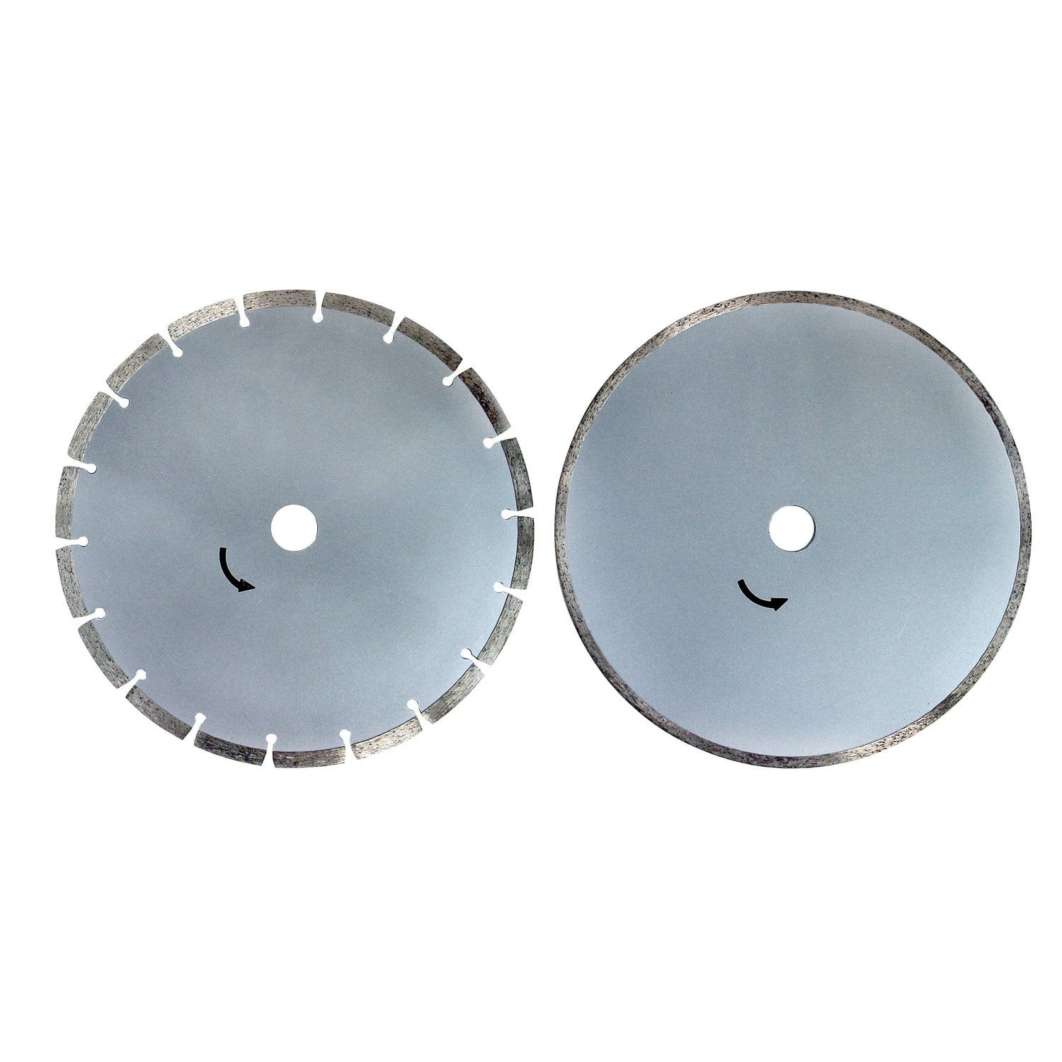 lot de 2 disques diamant pour mat riaux de construction mm leroy merlin. Black Bedroom Furniture Sets. Home Design Ideas