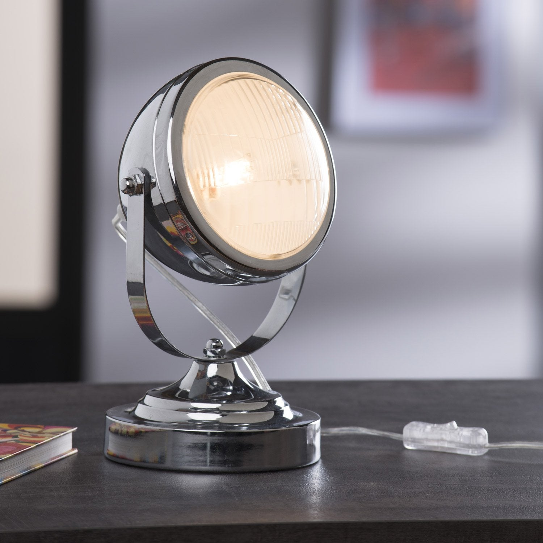 lampe tiwi inspire 18 w leroy merlin. Black Bedroom Furniture Sets. Home Design Ideas