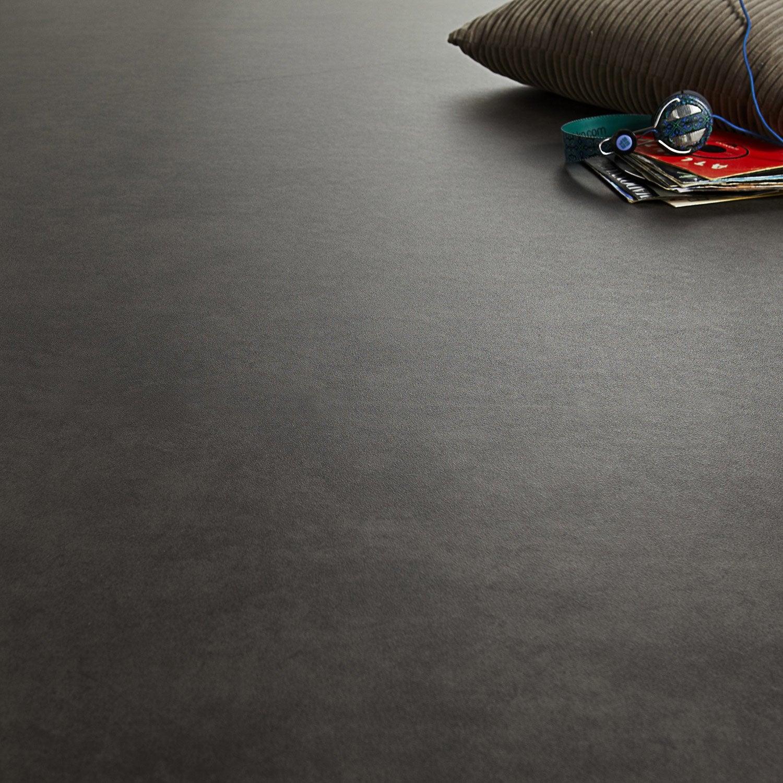 sol pvc gris gris n 1 gris gris 1 artens reflex l 4 m leroy merlin. Black Bedroom Furniture Sets. Home Design Ideas