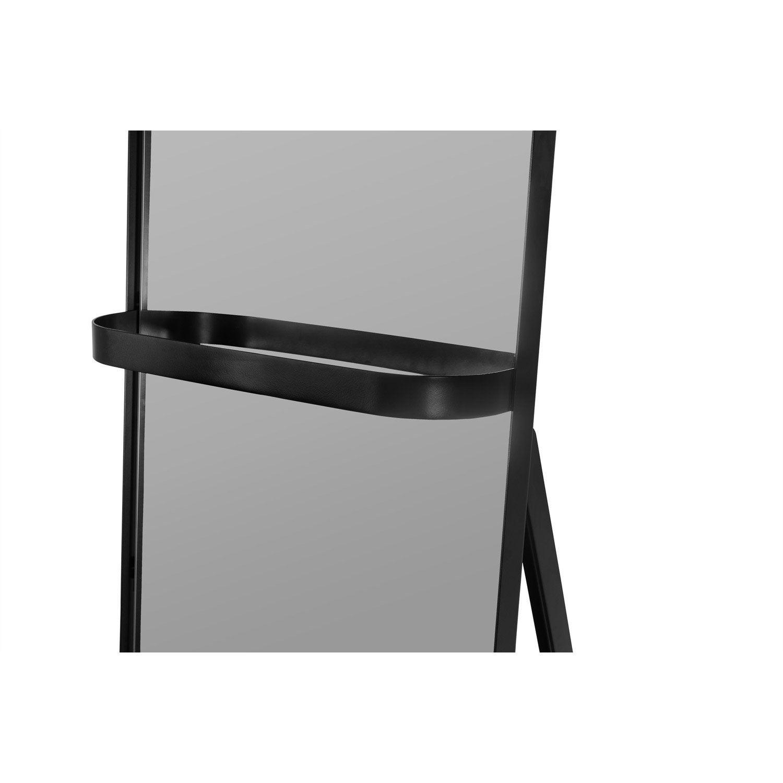 barre en m tal uyuni inspire noir leroy merlin. Black Bedroom Furniture Sets. Home Design Ideas