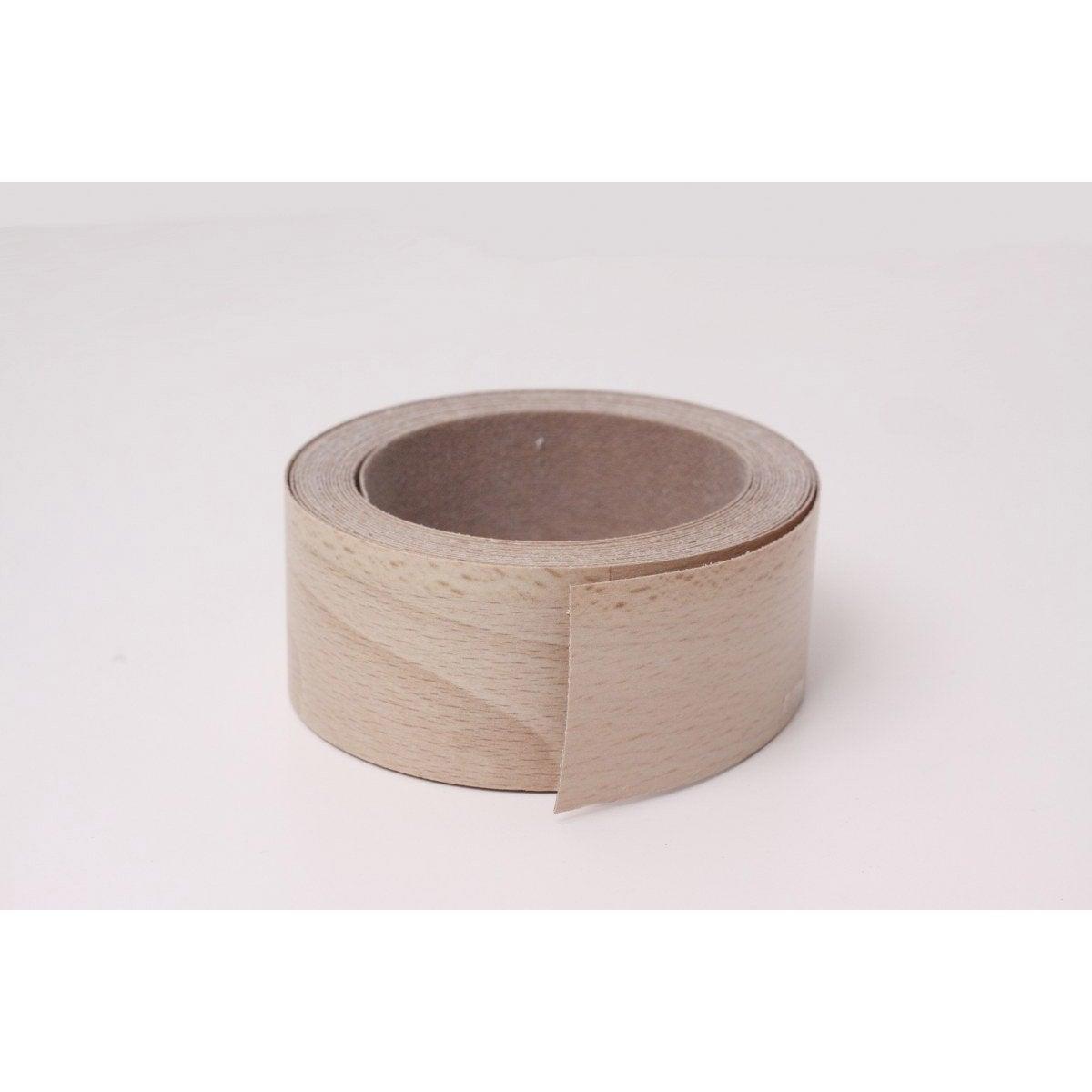 chant de plan de travail stratifi effet h tre lamell mat. Black Bedroom Furniture Sets. Home Design Ideas