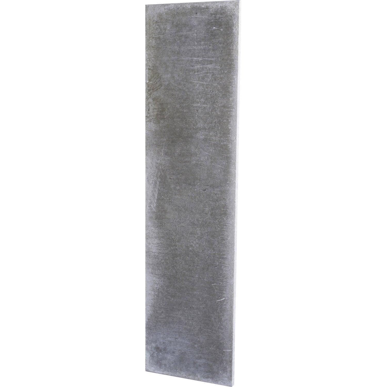 Plaque beton cloture leroy merlin - Leroy merlin fer a beton ...
