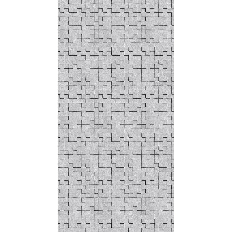panneau mural x cm deco k in 3d factory leroy merlin. Black Bedroom Furniture Sets. Home Design Ideas