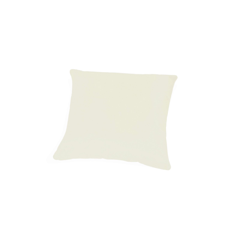 coussin imperm able mona cru 40 x 40 cm leroy merlin. Black Bedroom Furniture Sets. Home Design Ideas
