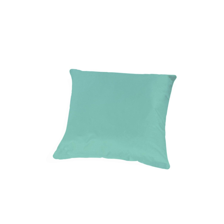 coussin imperm able inspire mona bleu 60 x 60 cm leroy merlin. Black Bedroom Furniture Sets. Home Design Ideas
