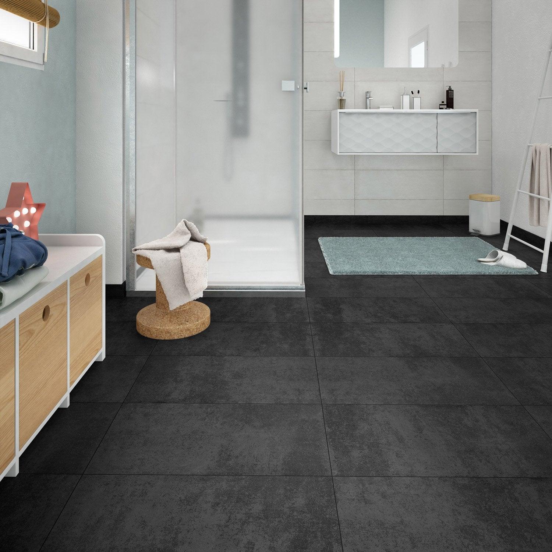 carrelage imitation parquet gris anthracite fabulous parquet gris fonc ch ne rustique cendre xl. Black Bedroom Furniture Sets. Home Design Ideas