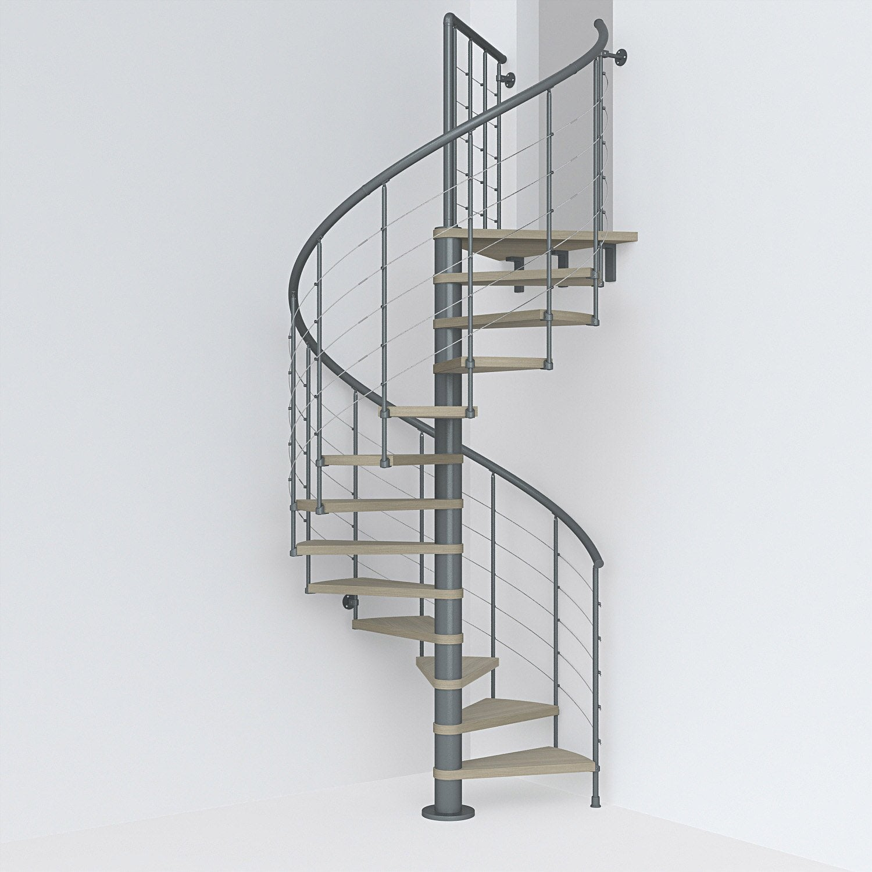 escalier colima on rond ring leroy merlin. Black Bedroom Furniture Sets. Home Design Ideas