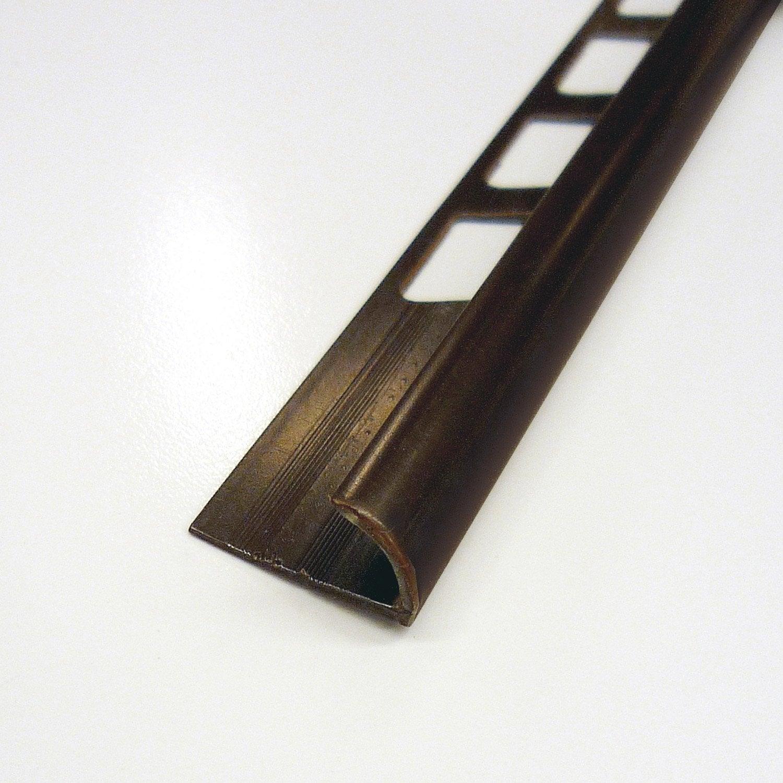 quart de rond en pvc brun 2 5 m x 9 mm leroy merlin. Black Bedroom Furniture Sets. Home Design Ideas