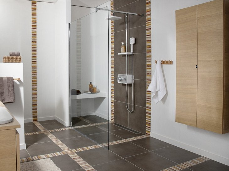 Carrelage salle de bain leroy merlin 62 pictures for Carrelage douche leroy merlin