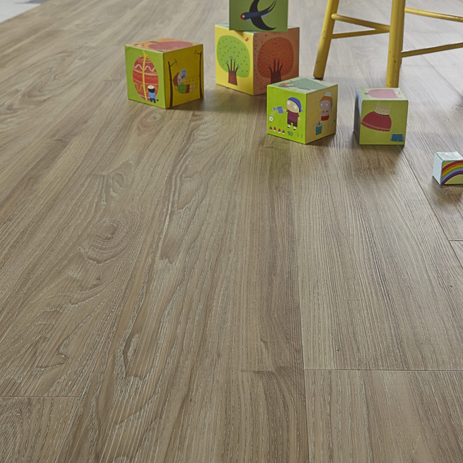 Lame pvc clipsable aspen oak limed contesse revelation leroy merlin - Lame pvc clipsable leroy merlin ...