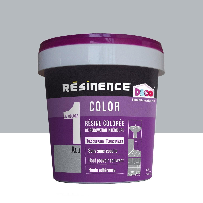 Peinture Carrelage Resinence Trendy Finition Zone Humide Rsinence