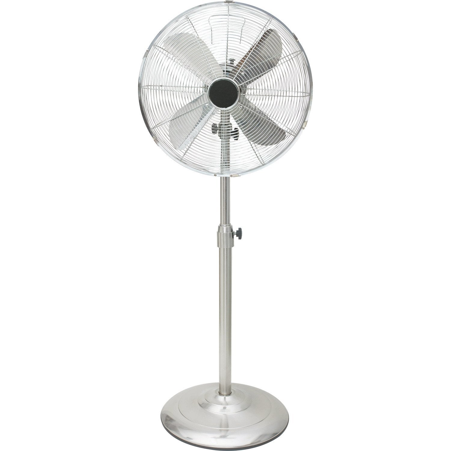Ventilateur sur pied equation cooma 3 d 40 cm 55 w - Ventilateur de plafond leroy merlin ...