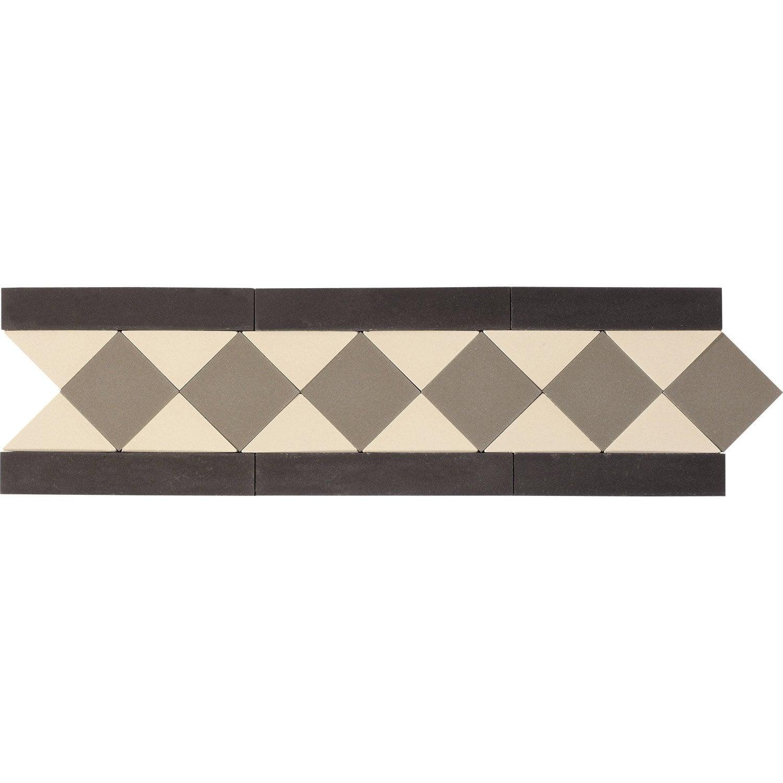 frise architecte multi couleur 12x42 cm leroy merlin. Black Bedroom Furniture Sets. Home Design Ideas
