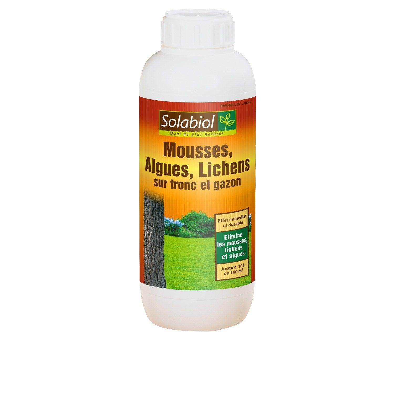 Antimousse polyvalent solabiol 1l leroy merlin - Anti mousse toiture leroy merlin ...
