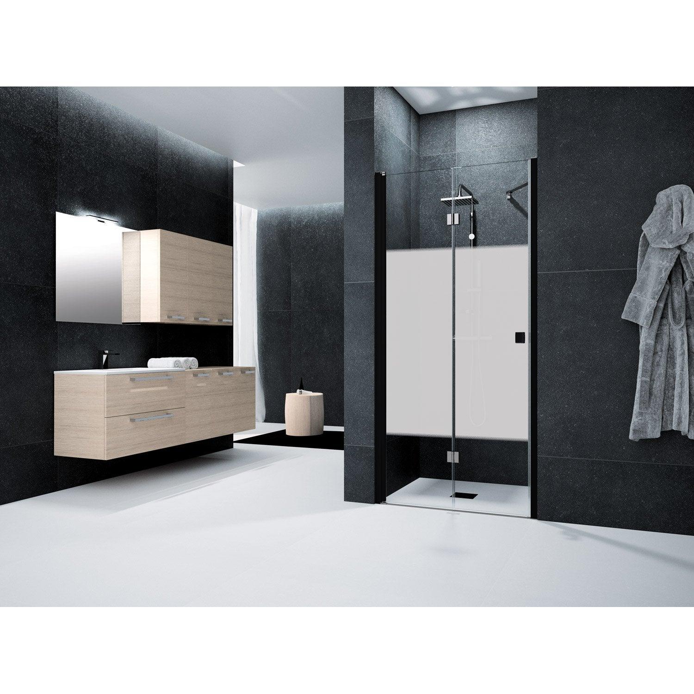 porte de douche pivot pliante 80 cm s rigraphi neo. Black Bedroom Furniture Sets. Home Design Ideas