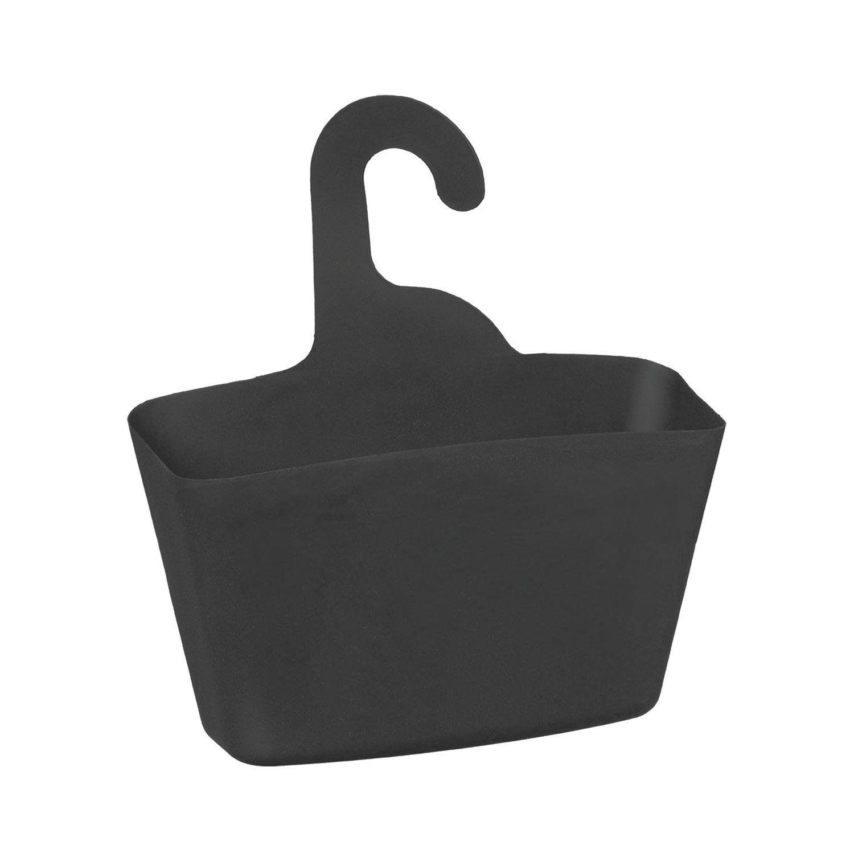 panier de bain douche play suspendre au combin gris gris n 1 leroy merlin. Black Bedroom Furniture Sets. Home Design Ideas