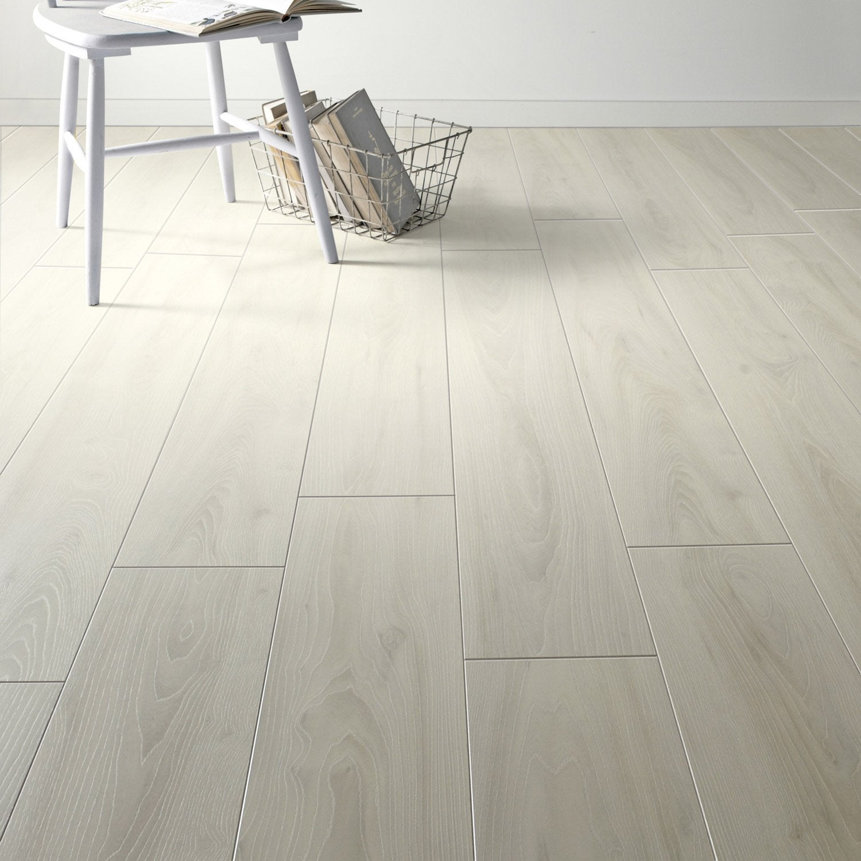 sol stratifi premium p 14 mm d cor blanc lily x cm leroy merlin. Black Bedroom Furniture Sets. Home Design Ideas