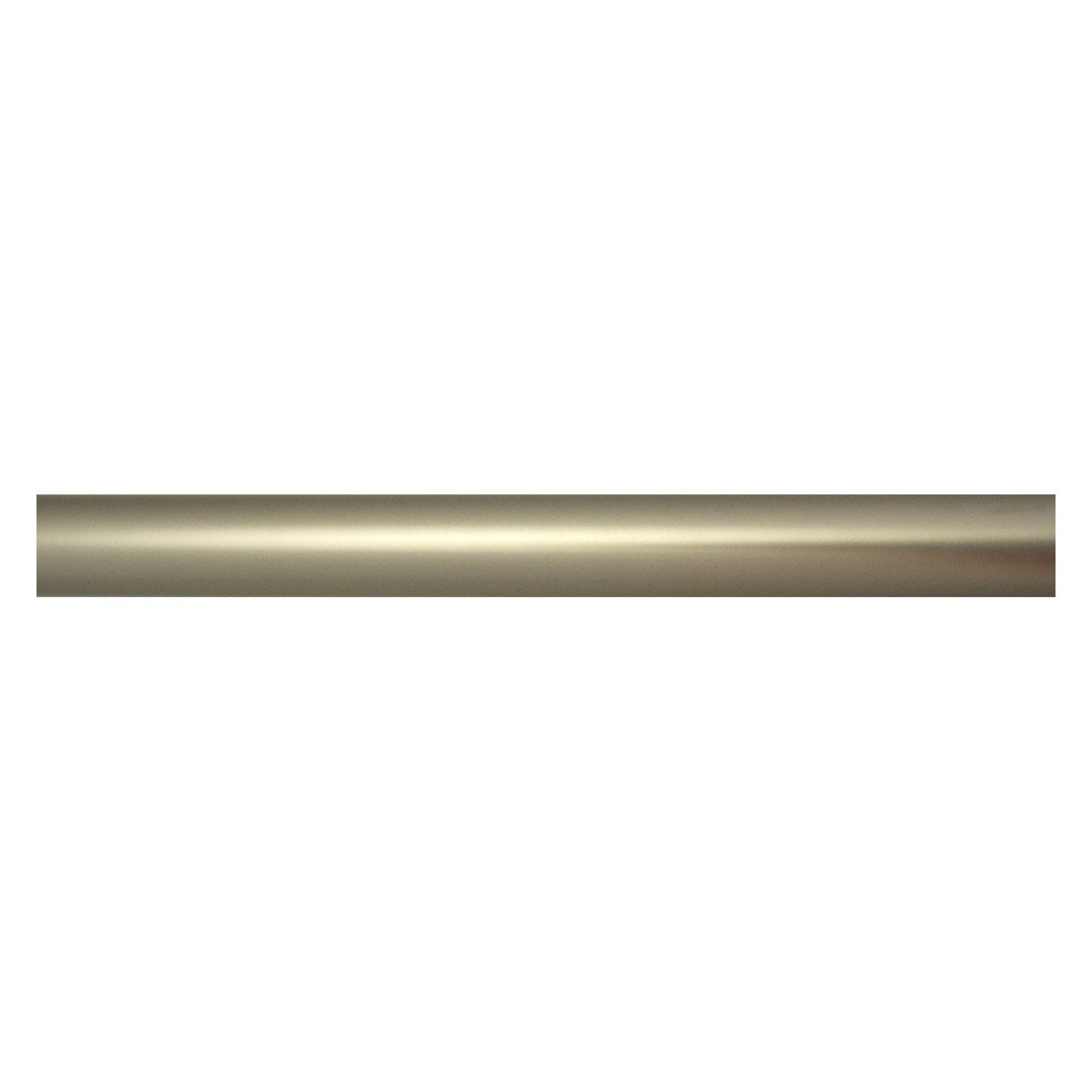 Tringle rideau design nickel mat 150 cm inspire leroy - Tringle rideau leroy merlin ...