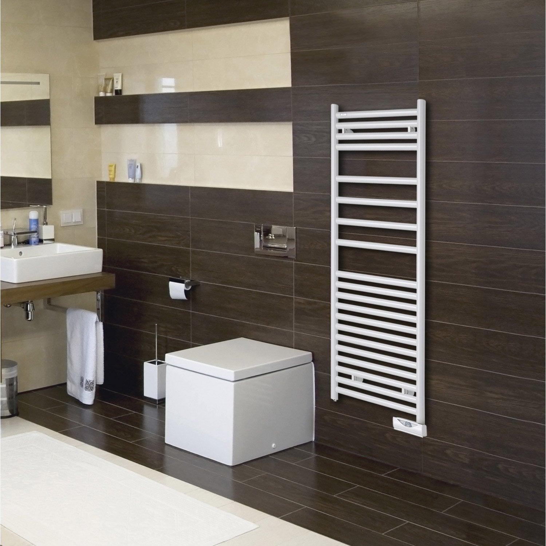 s che serviettes lectrique inertie fluide acova angora 500 w leroy merlin. Black Bedroom Furniture Sets. Home Design Ideas