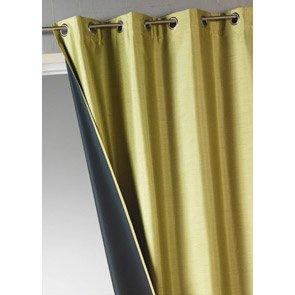 rideau clair de lune bambou l 140 x h 260 cm leroy merlin