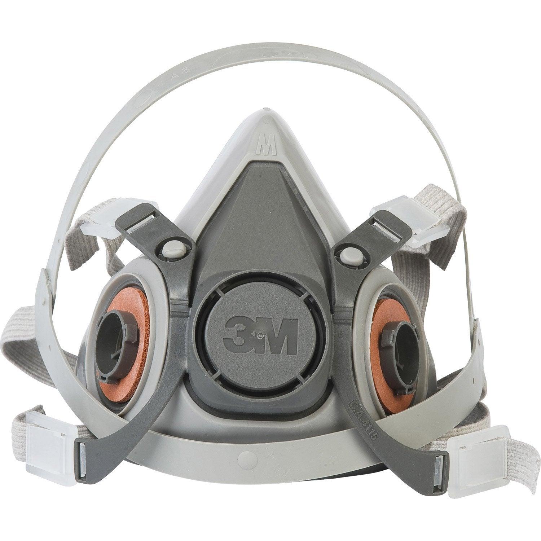 masque de protection cartouche 3m leroy merlin. Black Bedroom Furniture Sets. Home Design Ideas