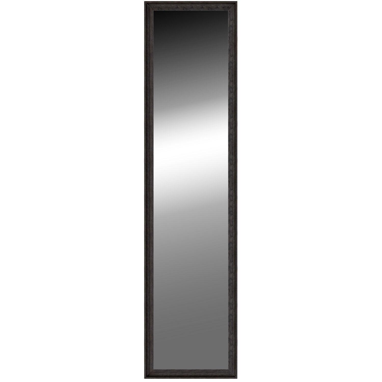 Miroir valloire noir x cm leroy merlin - Miroir noir leroy merlin ...