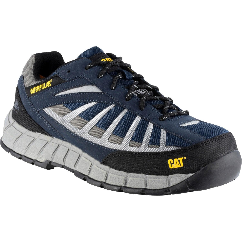 chaussures chaussures de s curit basses caterpillar infrastructure s1p coloris leroy merlin. Black Bedroom Furniture Sets. Home Design Ideas