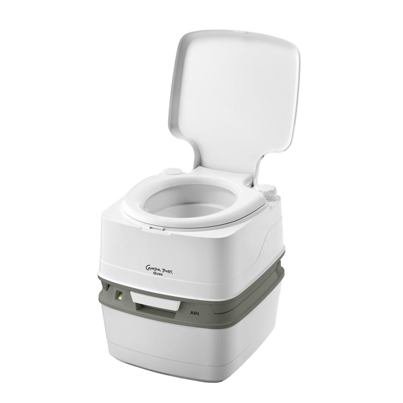 Toilette chimique campa potti qube leroy merlin - Produit pour wc chimique ...