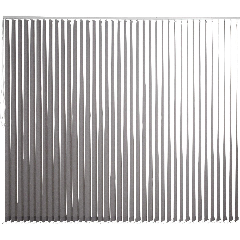 store californien en kit inspire gris galet n 3 300x260 cm leroy merlin. Black Bedroom Furniture Sets. Home Design Ideas